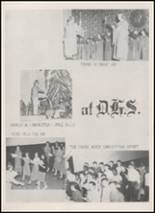 1949 Danville High School Yearbook Page 134 & 135