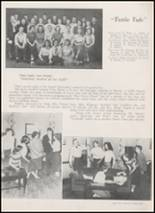1949 Danville High School Yearbook Page 142 & 143