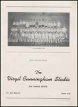 1949 Danville High School Yearbook Page 162 & 163