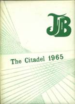 1965 Yearbook James Buchanan High School
