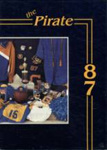 1987 Yearbook Gosnell High School