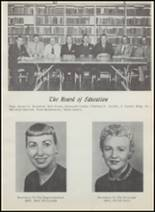 1957 Albany High School Yearbook Page 10 & 11