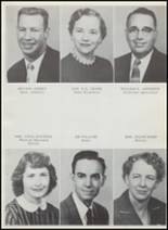 1957 Albany High School Yearbook Page 12 & 13