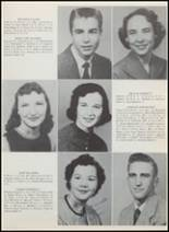 1957 Albany High School Yearbook Page 16 & 17