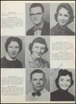 1957 Albany High School Yearbook Page 18 & 19