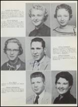 1957 Albany High School Yearbook Page 20 & 21