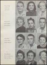 1957 Albany High School Yearbook Page 26 & 27
