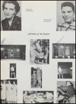 1957 Albany High School Yearbook Page 28 & 29