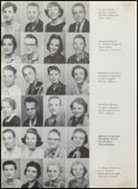 1957 Albany High School Yearbook Page 32 & 33