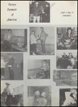 1957 Albany High School Yearbook Page 34 & 35