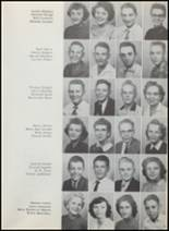 1957 Albany High School Yearbook Page 36 & 37