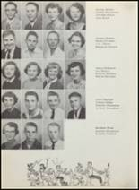 1957 Albany High School Yearbook Page 38 & 39