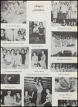 1957 Albany High School Yearbook Page 48 & 49