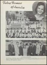 1957 Albany High School Yearbook Page 50 & 51