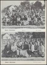 1957 Albany High School Yearbook Page 52 & 53