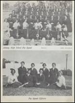 1957 Albany High School Yearbook Page 58 & 59
