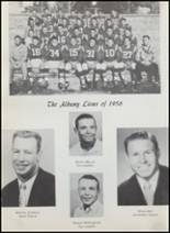 1957 Albany High School Yearbook Page 64 & 65
