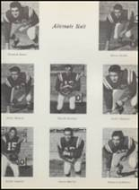 1957 Albany High School Yearbook Page 66 & 67