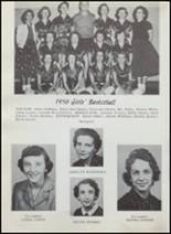 1957 Albany High School Yearbook Page 72 & 73
