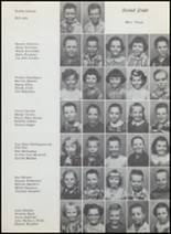 1957 Albany High School Yearbook Page 92 & 93