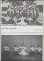 1957 Albany High School Yearbook Page 96 & 97