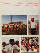 1971 Valley High School Yearbook Page 10 & 11