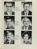 1971 Valley High School Yearbook Page 22 & 23