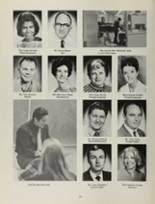 1971 Valley High School Yearbook Page 32 & 33