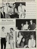 1971 Valley High School Yearbook Page 46 & 47