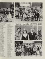 1971 Valley High School Yearbook Page 50 & 51