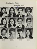 1971 Valley High School Yearbook Page 54 & 55
