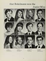 1971 Valley High School Yearbook Page 58 & 59