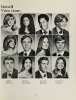 1971 Valley High School Yearbook Page 66 & 67