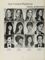 1971 Valley High School Yearbook Page 70 & 71
