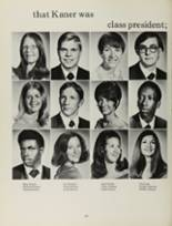 1971 Valley High School Yearbook Page 72 & 73