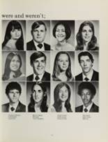 1971 Valley High School Yearbook Page 74 & 75