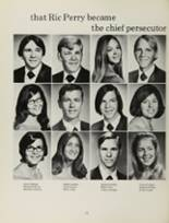1971 Valley High School Yearbook Page 76 & 77