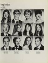 1971 Valley High School Yearbook Page 90 & 91