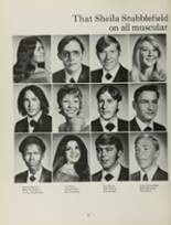 1971 Valley High School Yearbook Page 92 & 93