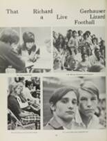 1971 Valley High School Yearbook Page 102 & 103