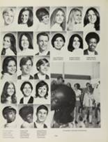 1971 Valley High School Yearbook Page 112 & 113