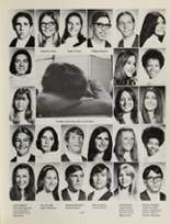 1971 Valley High School Yearbook Page 120 & 121
