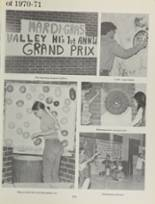 1971 Valley High School Yearbook Page 222 & 223
