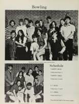 1971 Valley High School Yearbook Page 242 & 243