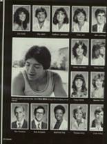 1982 Tempe High School Yearbook Page 34 & 35