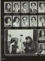 1982 Tempe High School Yearbook Page 44 & 45
