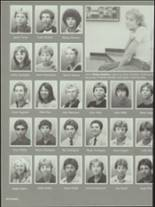 1982 Tempe High School Yearbook Page 70 & 71