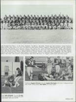 1982 Tempe High School Yearbook Page 106 & 107