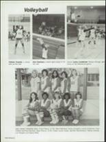 1982 Tempe High School Yearbook Page 112 & 113