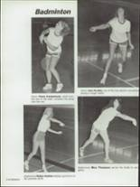 1982 Tempe High School Yearbook Page 114 & 115